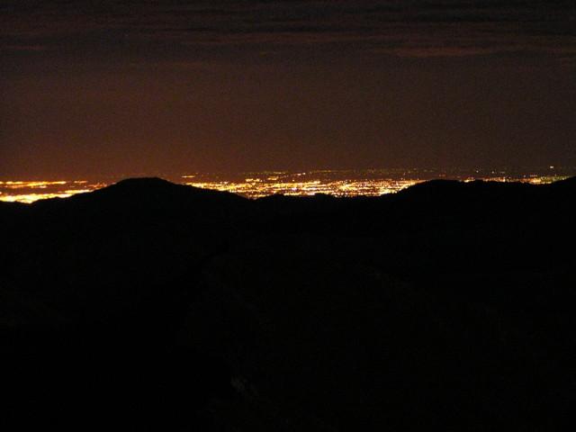 Grays Peak and Torreys Peak Night hike